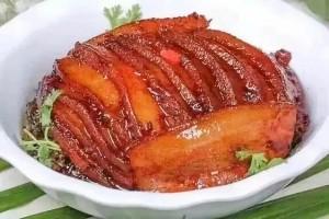 扣肉是年夜菜上必不可少的大菜大厨教你正确做法有型有滋味