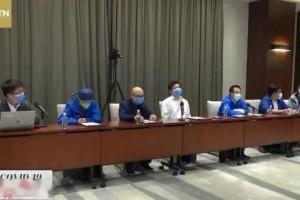 中西医结合抗击新冠肺炎CGTN全球疫情会诊室助力合作战疫