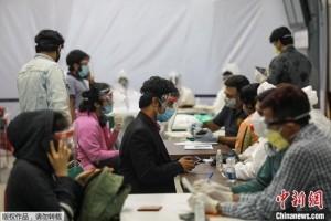 印度连续6天单日确诊超20万强生疫苗恢复在欧洲推广
